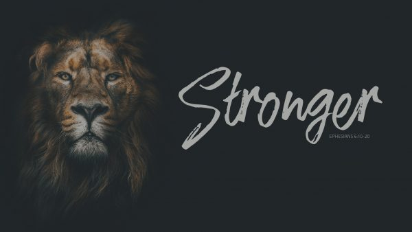 Strong In the Armor of God IV - Part 6 Image